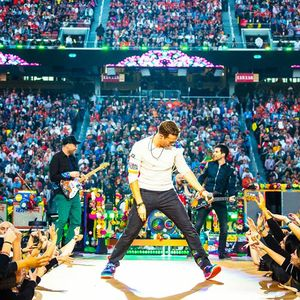 Coldplay Lincoln Financial Field