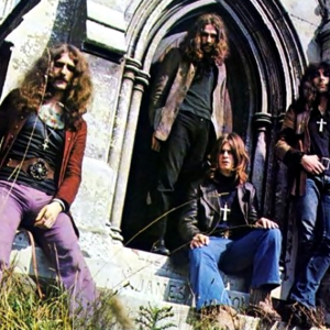Black Sabbath MGM Grand Garden Arena