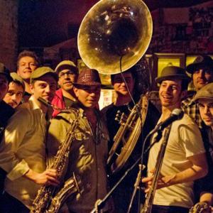 Breakdown Brass Gypsy Sally's