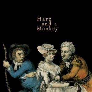 Harp and a monkey Black Swan Inn