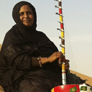 Noura Mint Seymali Salle Nougaro