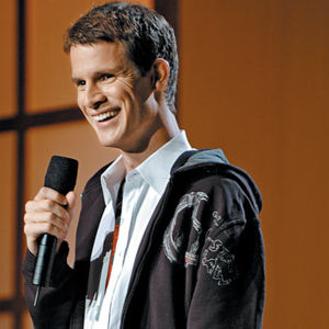 Daniel Tosh Grand Sierra Resort and Casino