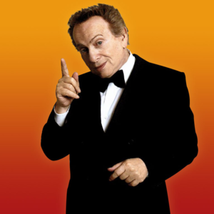 Jackie Mason Count Basie Theatre