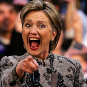 Hillary Clinton Greek Theatre