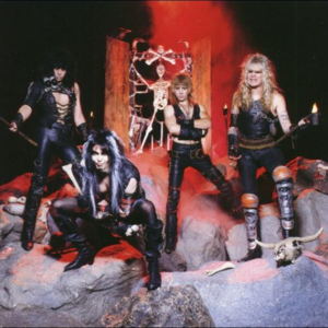 W.A.S.P. THE CIRCUS