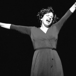 Patti LuPone Bergen Performing Arts Center