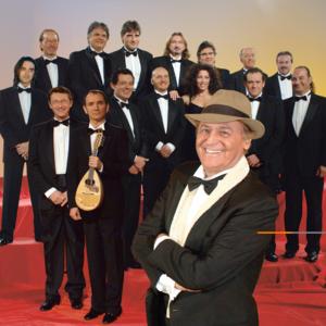 Renzo Arbore e L'Orchestra Italiana Pietrasanta