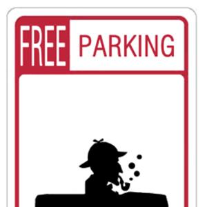 Free Parking The Firebird