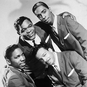 The Drifters F. M. Kirby Center