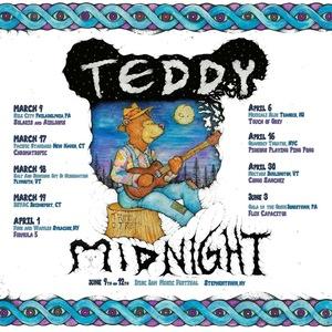 Teddy Midnight Legend Valley