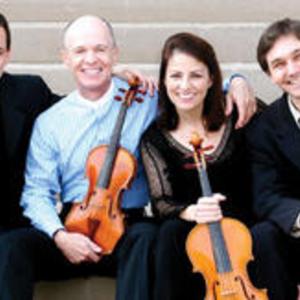 Carpe Diem String Quartet Dolores Winningstad Theatre