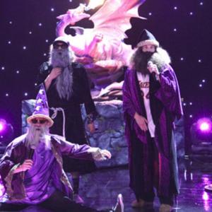 The Wizards Strummer's