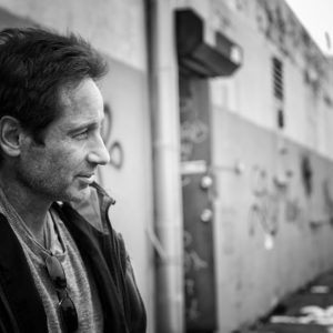 David Duchovny The Powerstation