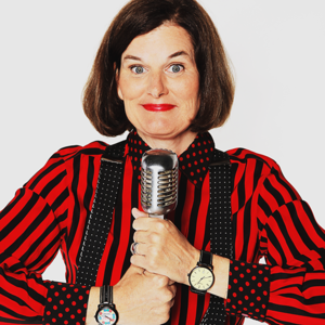 Paula Poundstone Bergen Performing Arts Center