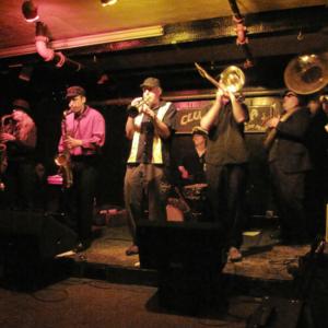Dirty Water Brass Band Lilypad