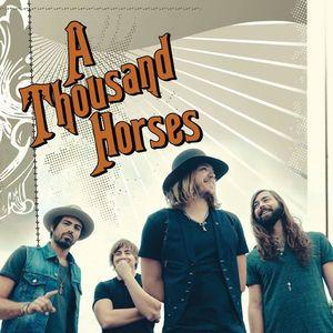 A Thousand Horses Merriweather Post Pavilion