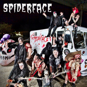 Spiderface Funhouse