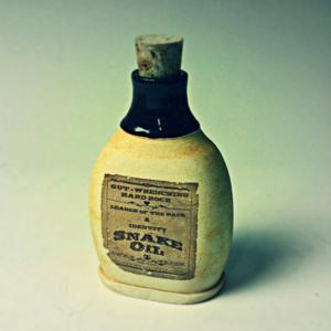 Snake Oil Bedford Esquires