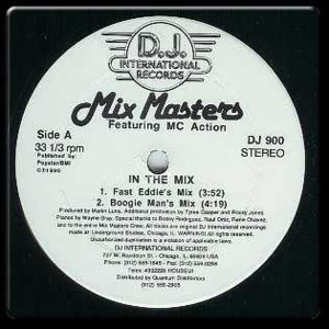Mix Masters Revolution America Square