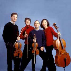 Brentano String Quartet E.J. Thomas Hall