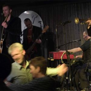 Mike Andersen Band Vershuset