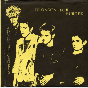 Drongos for Europe Glockenbachwerkstatt