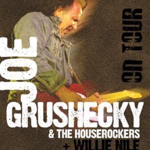 Joe Grushecky & The Houserockers Rex Theater