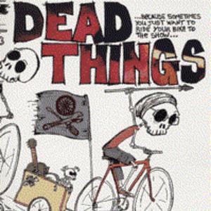 Dead Things Saint Vitus