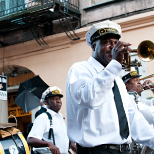 Treme Brass Band d.b.a.