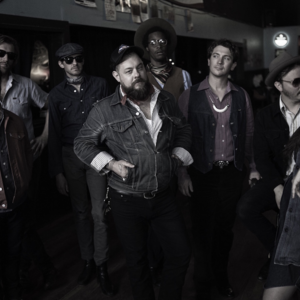 Nathaniel Rateliff & The Night Sweats Shoreline Amphitheatre