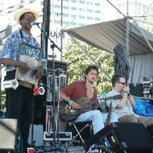 Washboard Chaz Blues Trio Norco