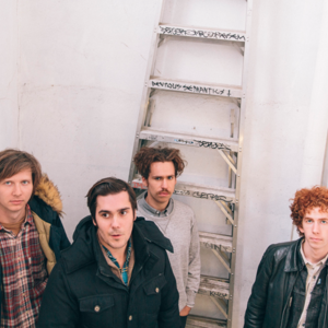 Parquet Courts Headrow House & Belgrave Music Hall