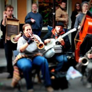 Shotgun Jazz Band Three Muses