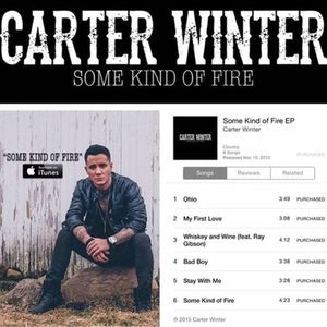 Carter Winter Boondocks