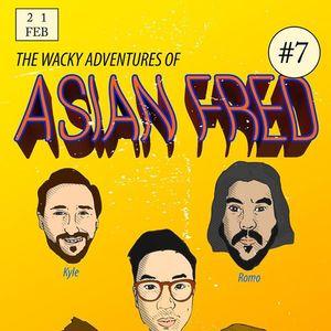 ASIAN FRED Club Congress