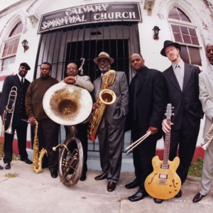 The Dirty Dozen Brass Band Richland