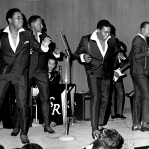 Four Tops Bergen Performing Arts Center