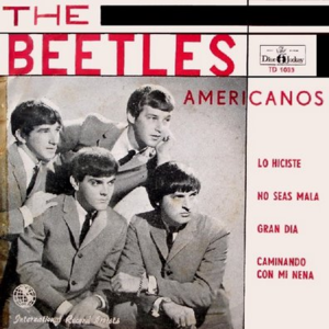 The Beetles Fulton 55