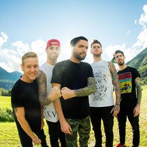 A Day To Remember Spokane Arena