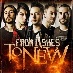 From Ashes to New The Machine Shop