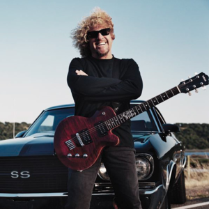 Sammy Hagar Johnston