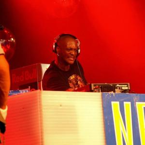 DJ Rush Ampere