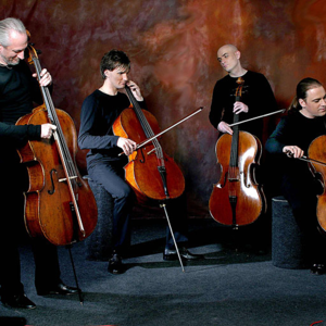 Rastrelli Cello Quartett Theaterhaus