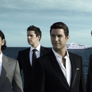 Il Divo F. M. Kirby Center