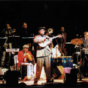 The Afro-Cuban All Stars Freight & Salvage Coffeehouse