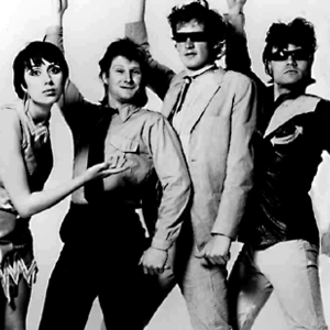 The Rezillos Waterfront