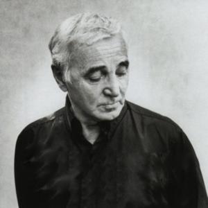 Charles Aznavour afas live