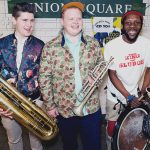 TOO MANY ZOOZ Islington Assembly Hall