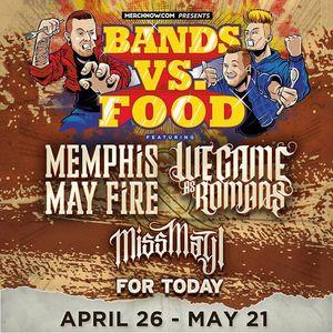 Memphis May Fire Electric Ballroom