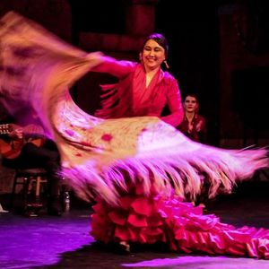Mina Fajardo Flamenco Dance Toas inn